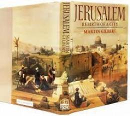 Jerusalem Rebirth Of A City