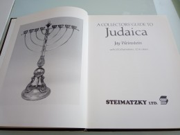 A collectors guide to judaica