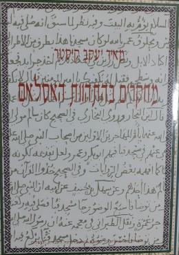 מחקרים בהתהוות האסלאם