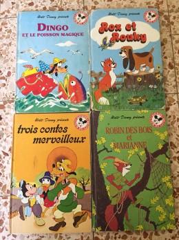 ספרי דיסני בצרפתית ב 110₪