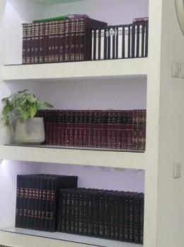 300 ספרי קודש יד שניה למכירה במחירים סמליים