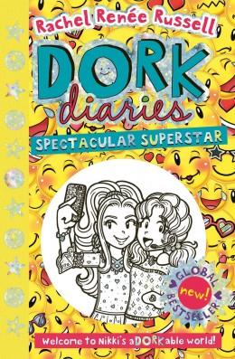 Dork diaries- spectacular superstar