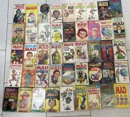 חמישים 50 Mad Books